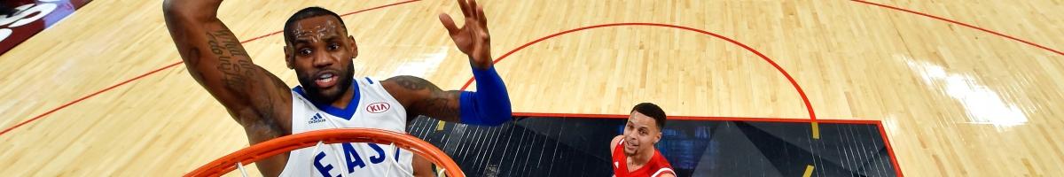 NBA, l'All Star Game cambia faccia: chi sceglieranno Lebron e Steph?