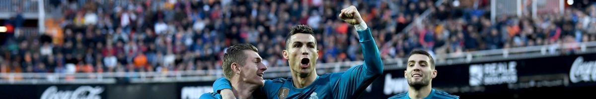 Levante-Real Madrid: continua la risalita dei blancos, esordio infuocato per Pazzini?