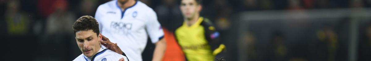Atalanta-Borussia Dortmund: la Dea può regalarsi un sogno e la quota è