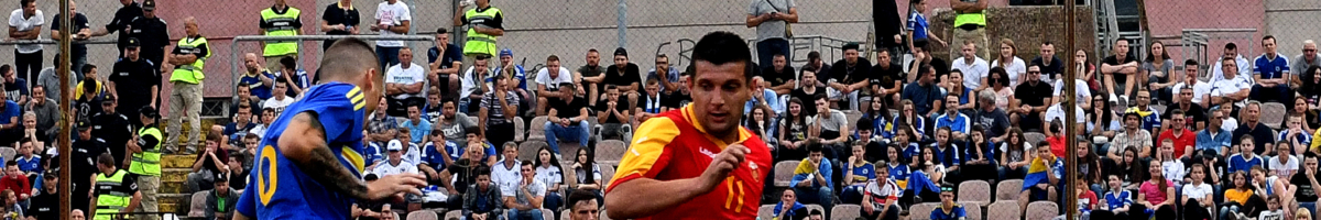 Nations League: Montenegro-Serbia vale la vetta del gruppo