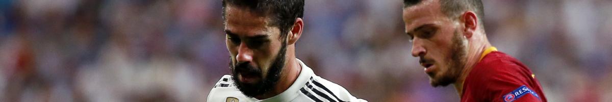 Roma-Real Madrid: in palio il primo posto del girone