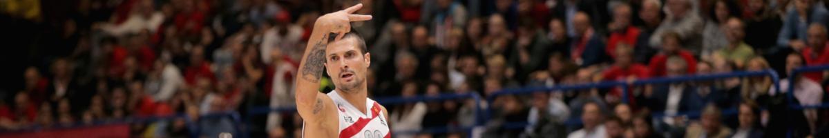 Milano-Cremona: un derby per chiudere il tour de force dell'Olimpia