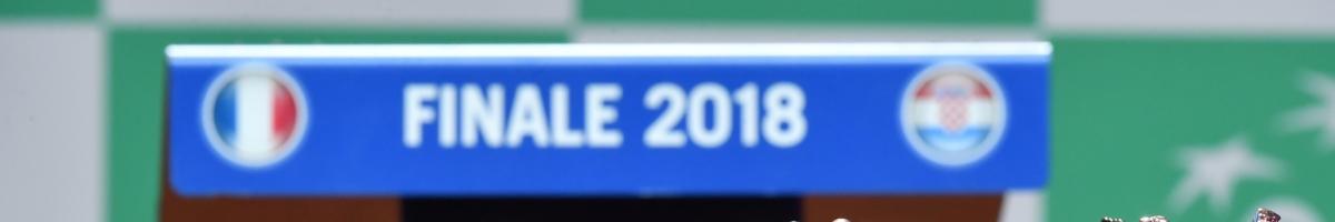 Croazia favoritissima sulla Francia per l'ultima finale della