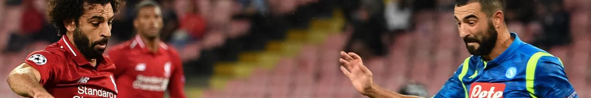 Liverpool-Napoli: i partenopei si giocano tutto ad Anfield