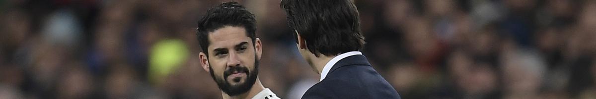 Real Madrid-Siviglia: i Blancos cercano conferme, ma attorno a Solari regna il caos