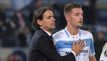 Lazio-Empoli: l'Aquila punta il quarto posto, ma Inzaghi è in emergenza
