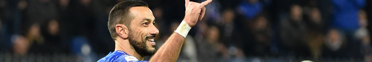 Sampdoria-Frosinone: i blucerchiati (e Quagliarella) vogliono ripartire