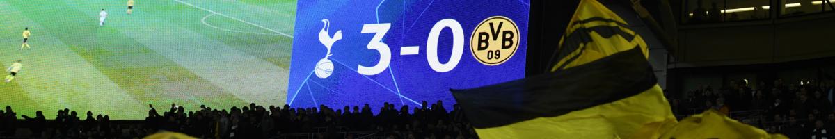 Borussia Dortmund-Tottenham, ai tedeschi serve un miracolo