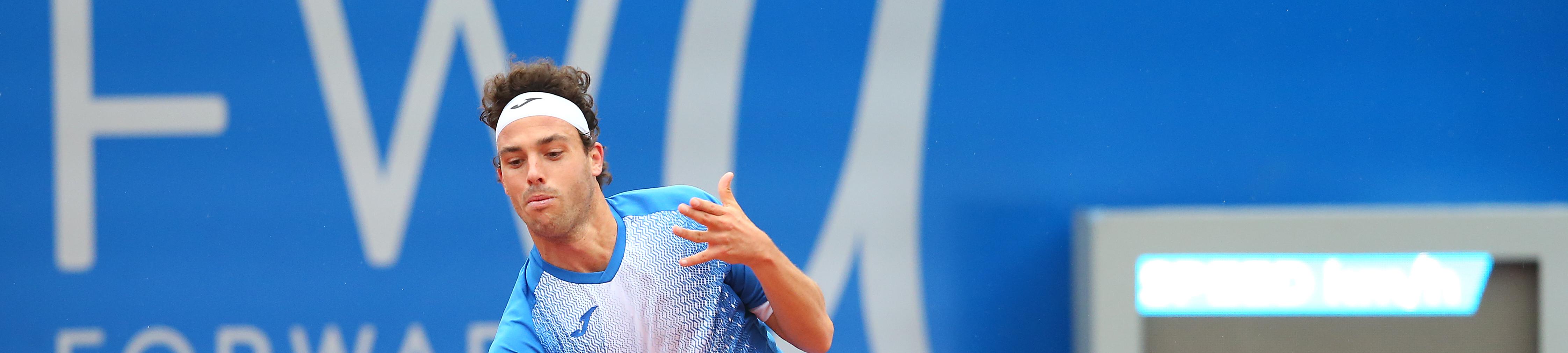 ATP Monaco: Cecchinato e Berrettini verso una finale tutta italiana?