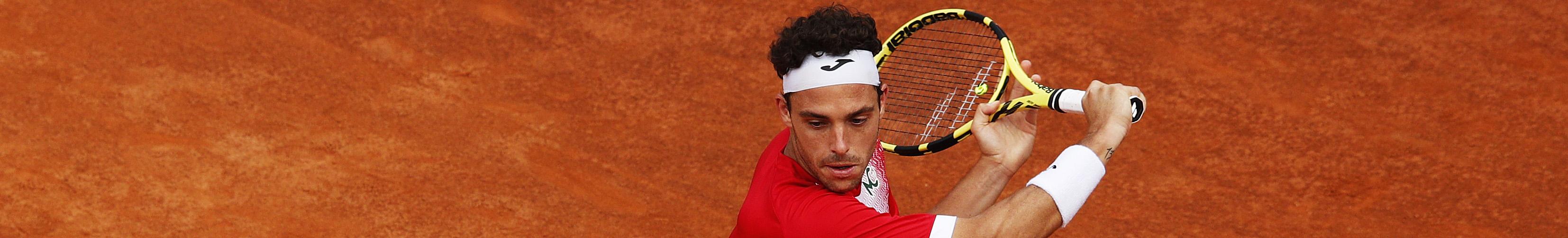 ATP Roma Masters 1000, l'Italia si è desta? Test per Cecchinato e Sinner