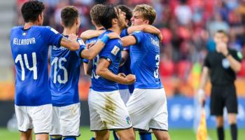 Ucraina-Italia U20, gli azzurrini danno l'assalto alla finale
