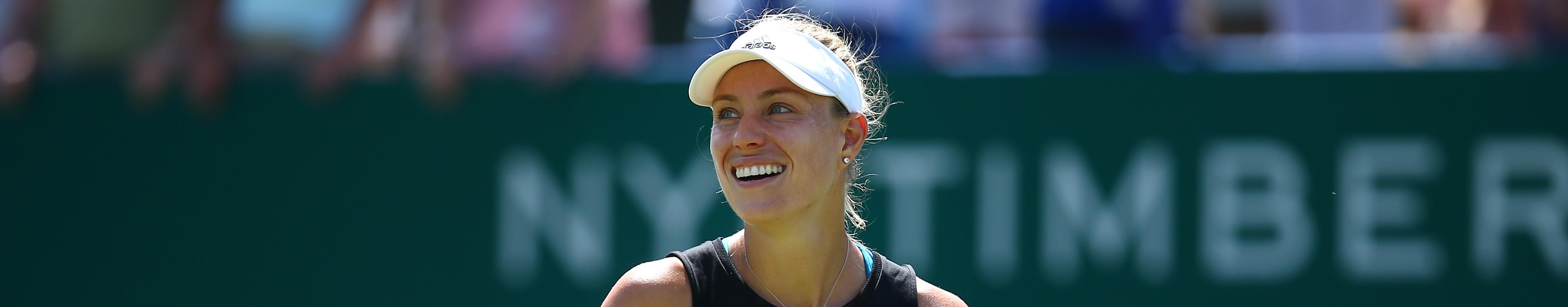 Road to Wimbledon: Kerber e Querrey, giorno da candidature forti