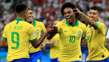 Brasile-Paraguay, l'Albirroja miracolata sfida la Seleçao
