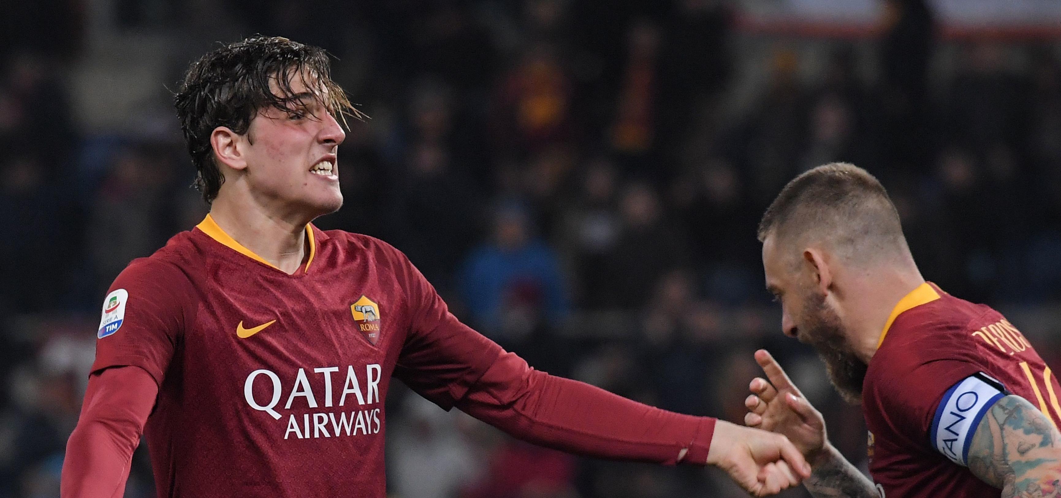 Roma, Zaniolo alla Juventus o all'estero? Ecco le quote