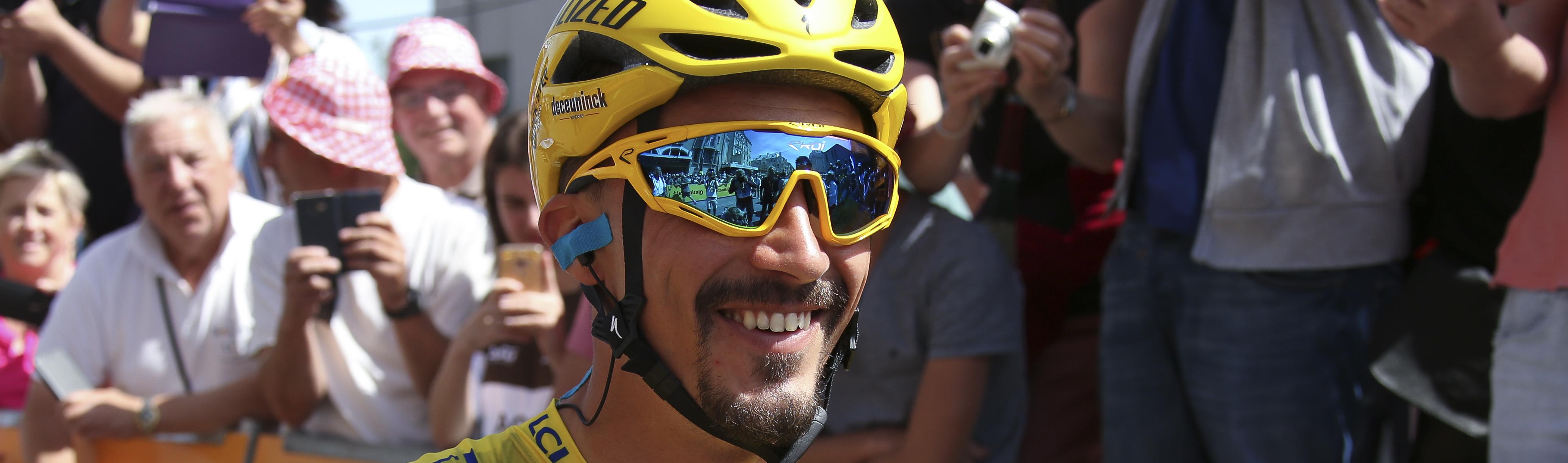 Tour de France 2019, quinta tappa: ancora un percorso da classica per Alaphilippe & co