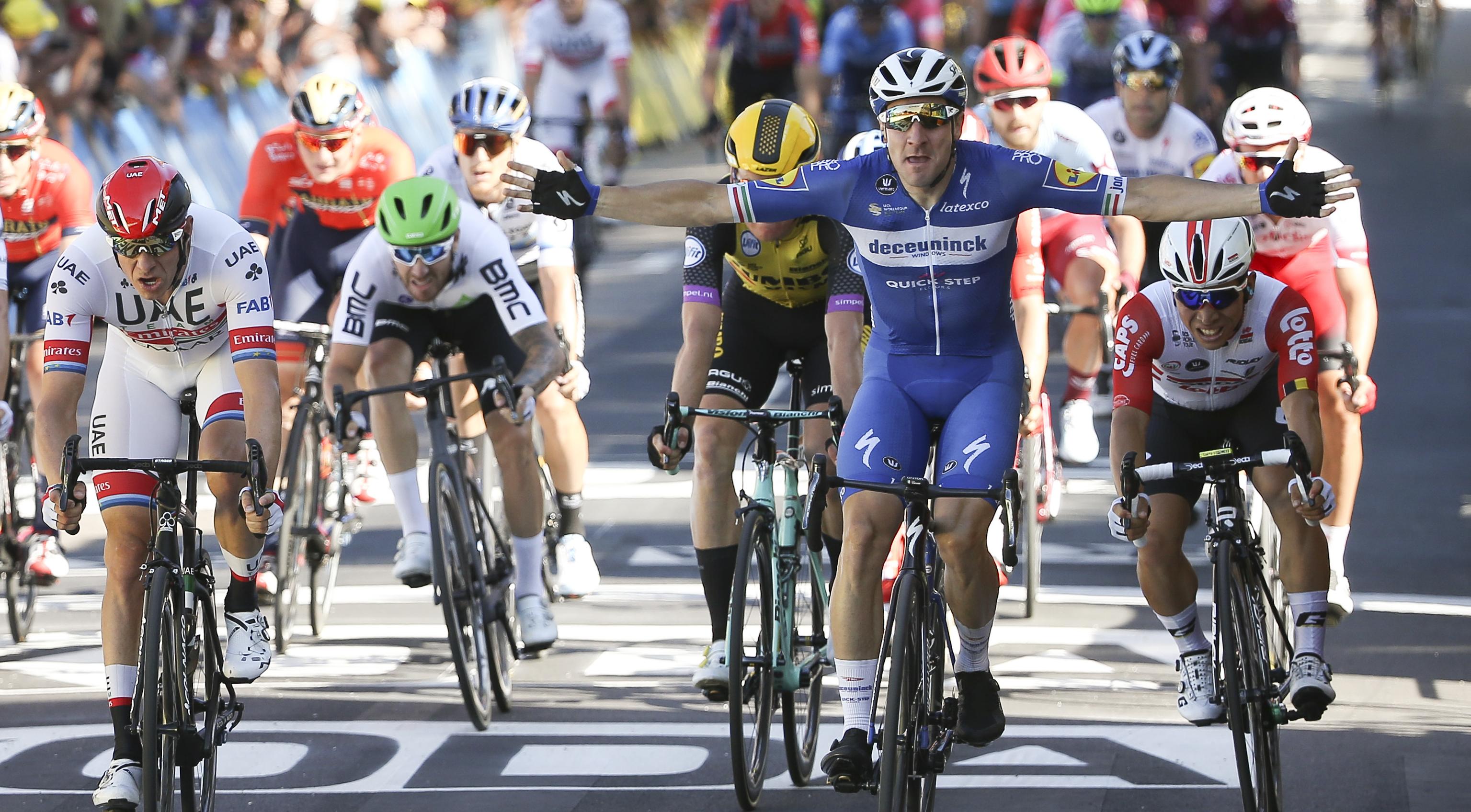 Tour de France 2019, tappa 10: duello Viviani-Groenewegen?