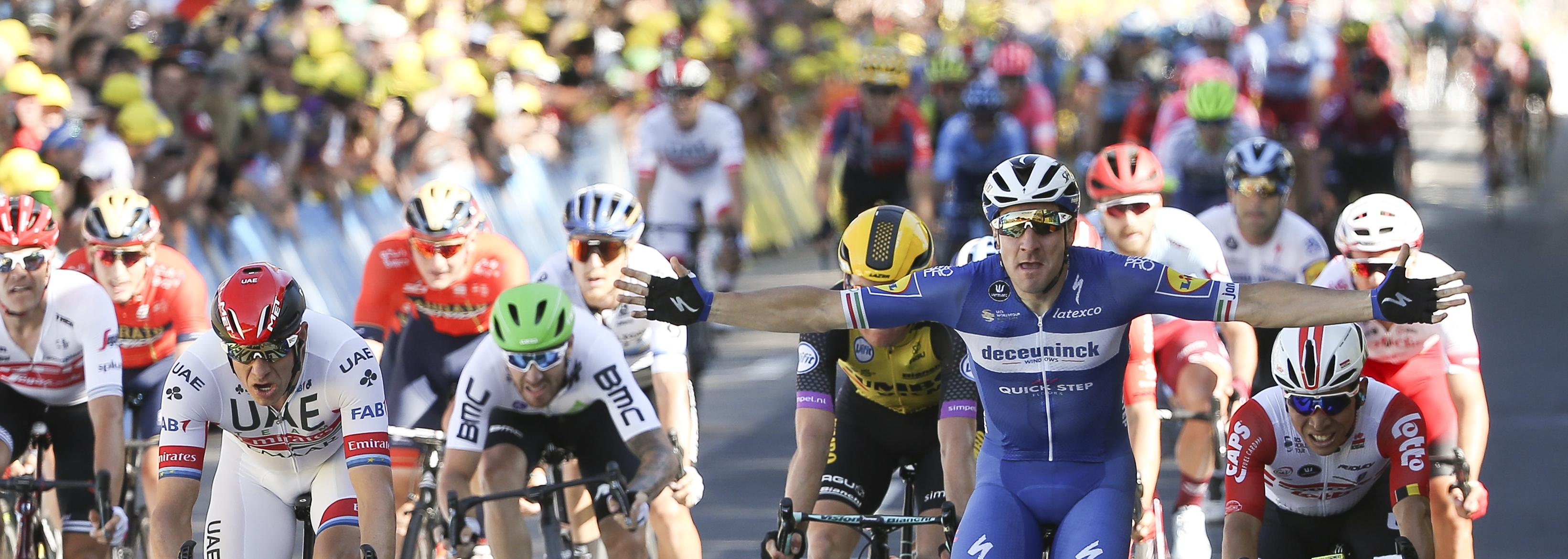 Tour de France 2019, tappa 11: Viviani cerca la rivincita
