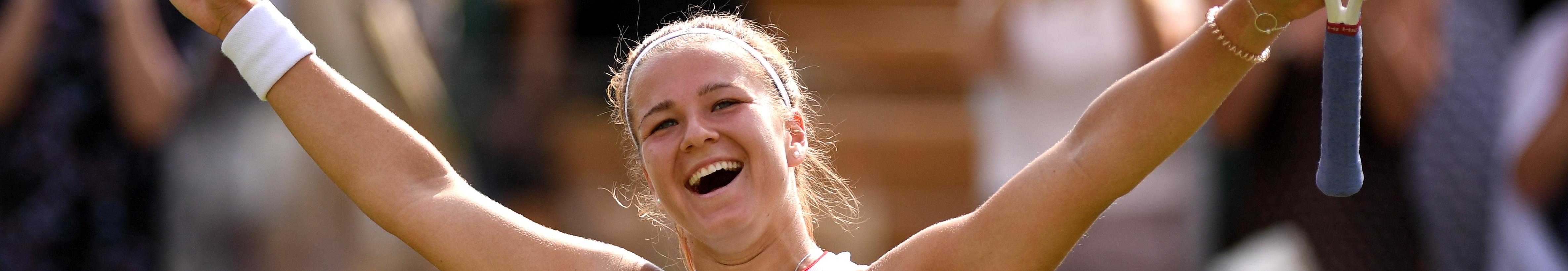 Wimbledon 2019, day 8: sboccia il fiore Muchova?