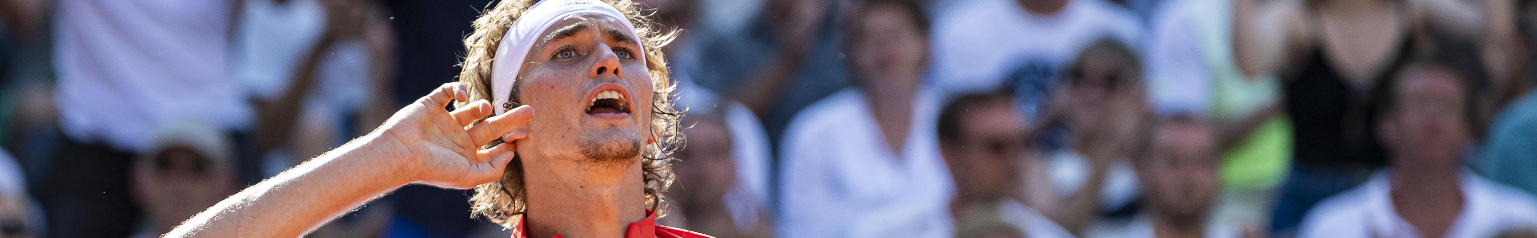 ATP Amburgo, Zverev da miracolato a finalista?