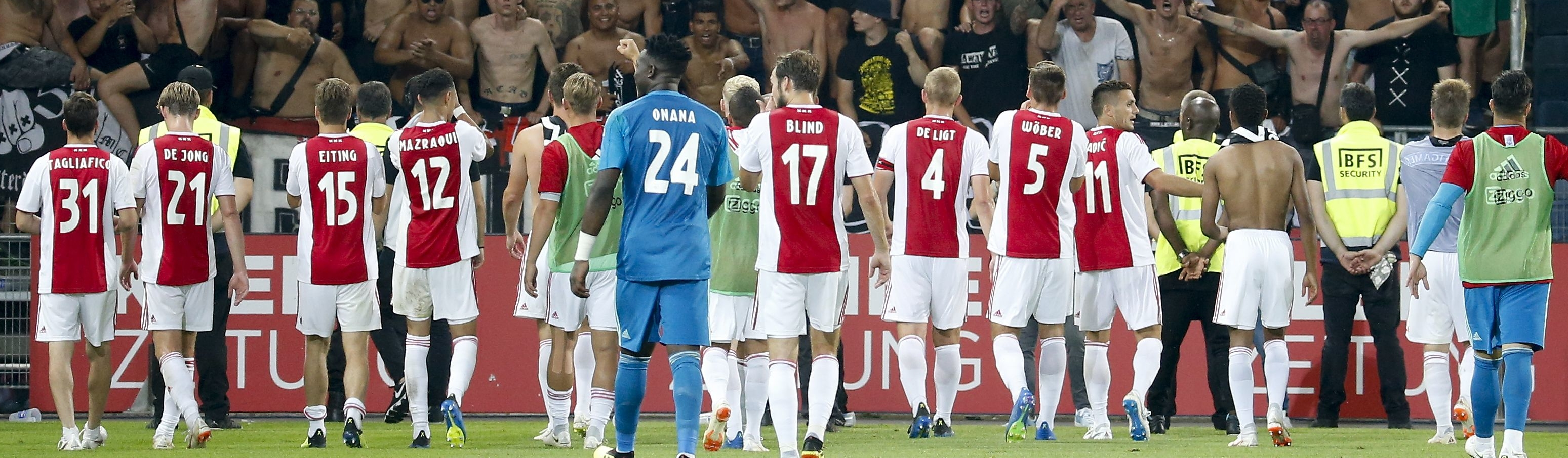Ajax-Paok: i Lancieri per non perdere la Champions