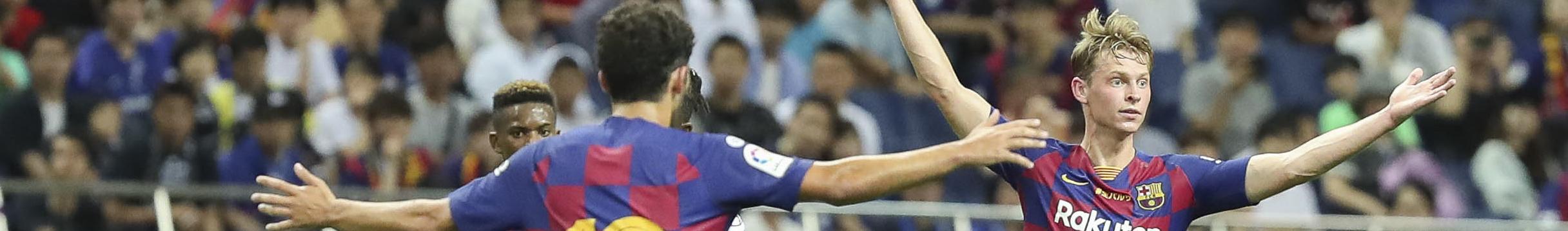 Barcellona-Arsenal, prima al Camp Nou nel Trofeo Gamper per i catalani