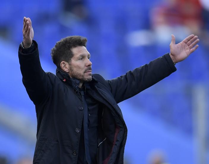 Atletico Madrid-Getafe, Colchoneros all'assalto