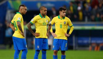 Brasile-Colombia, parata di stelle in campo