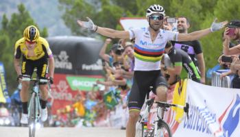 Vuelta 2019, tappa 20: Valverde prova l'ultimo guizzo
