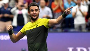 ATP San Pietroburgo, semifinale alla portata per Berrettini. Ostacolo belga per la Giorgi in Giappone