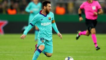 Granada-Barcellona, scocca l'ora di Messi