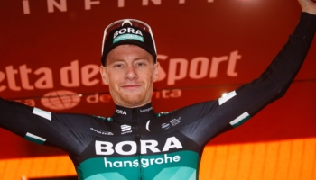 Vuelta 2019, tappa 14: Bennett prenota il bis a Oviedo
