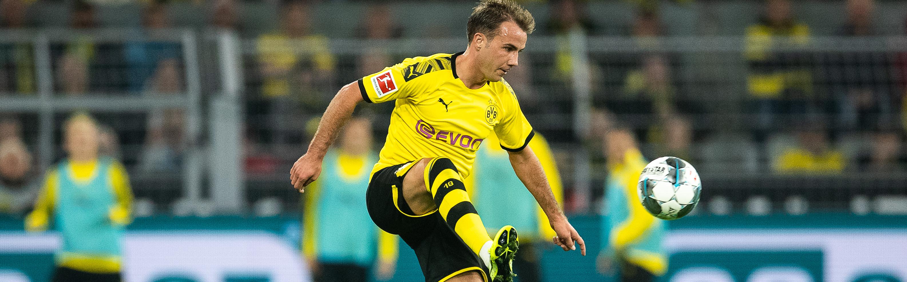 Borussia Dortmund-Borussia M'Gladbach: Favre vuole avvicinarsi ai Fohlen
