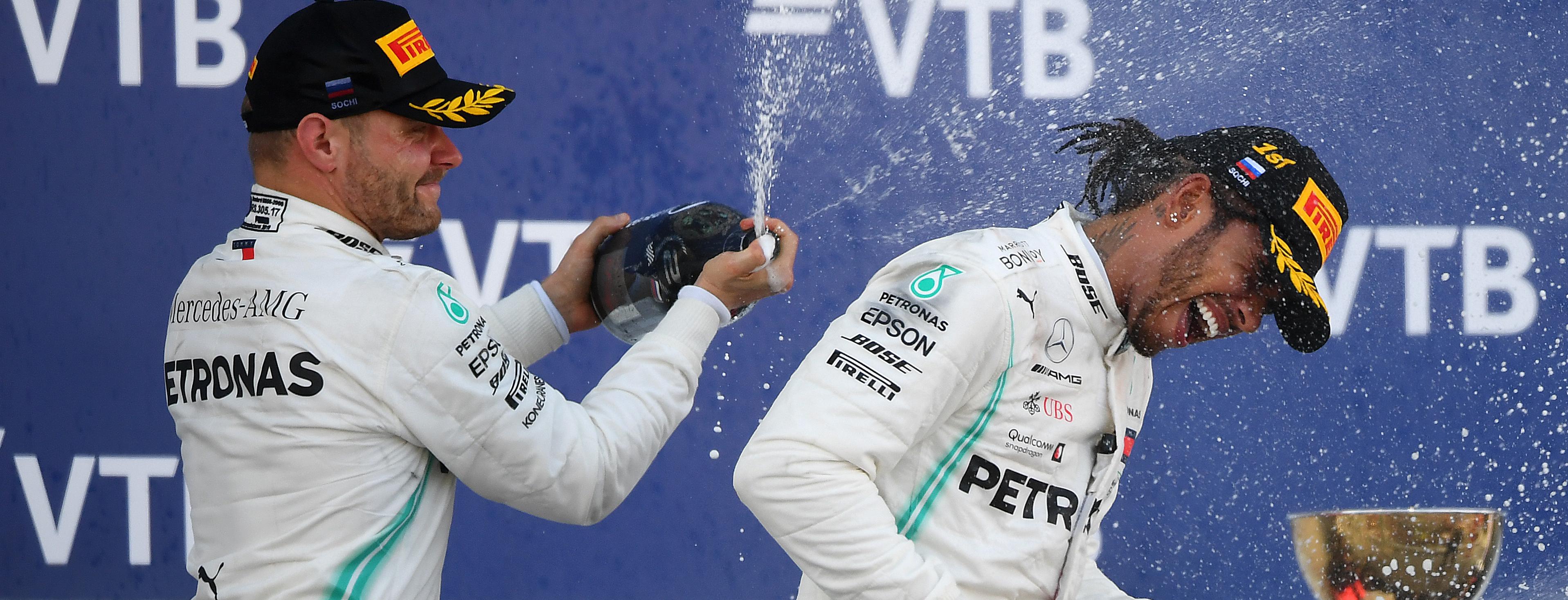 GP di Giappone: le Mercedes possono già portare a casa il titolo
