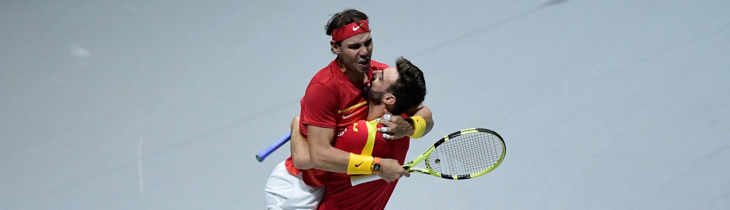 Coppa Davis: Russia e Spagna favorite per la finale