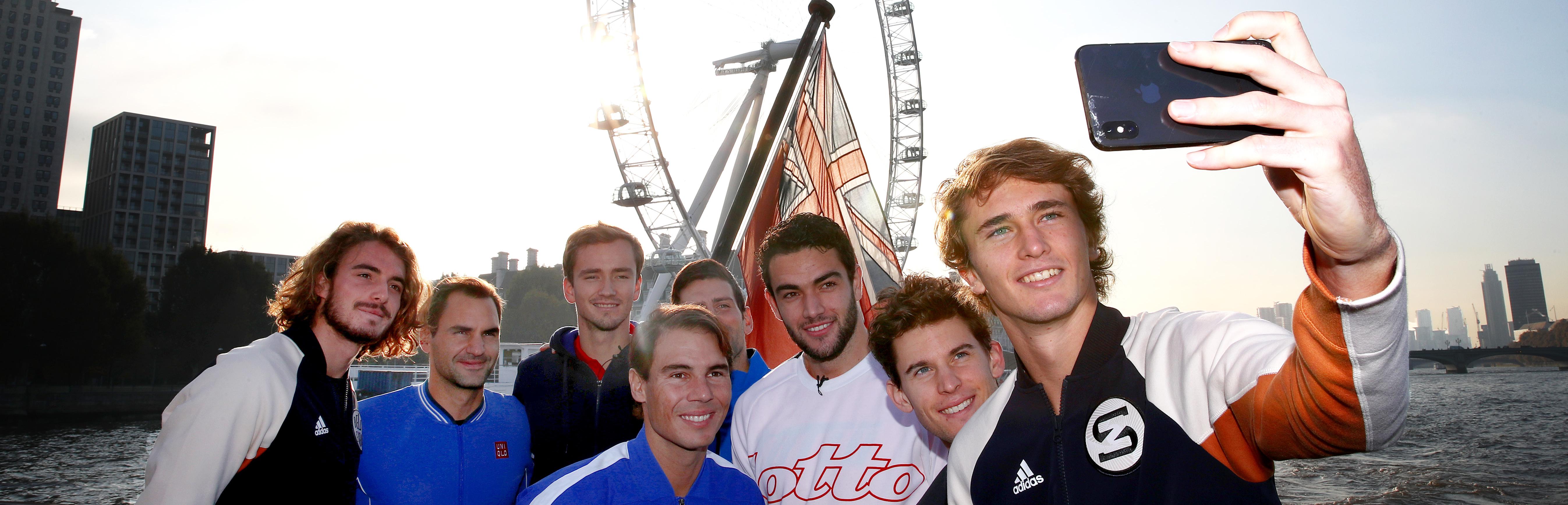 ATP Finals, day 2: Medvedev può già volare, Nadal con l'incognita muscolare