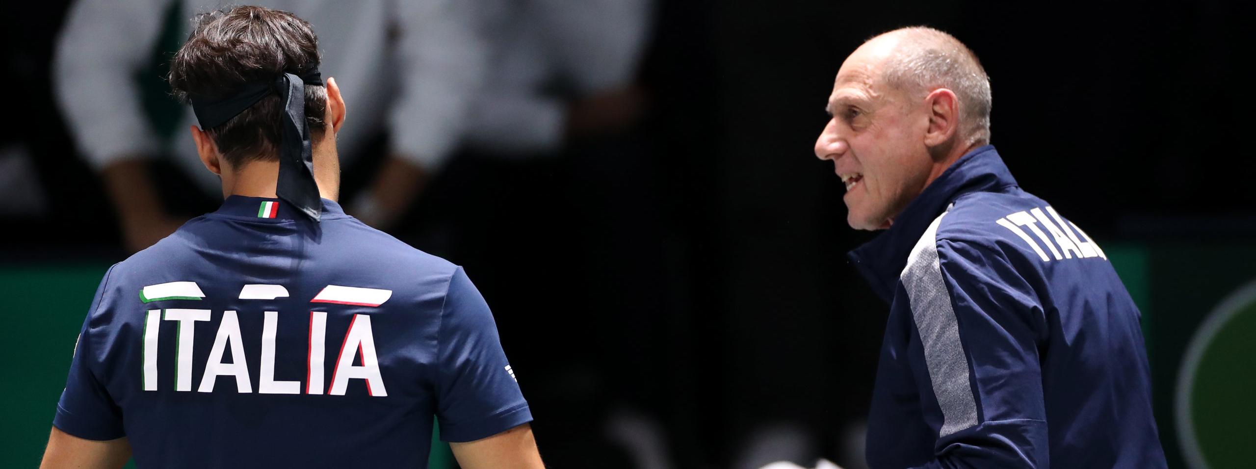 Coppa Davis 2019 - Italia, serve una vittoria. Possibilmente per 3-0