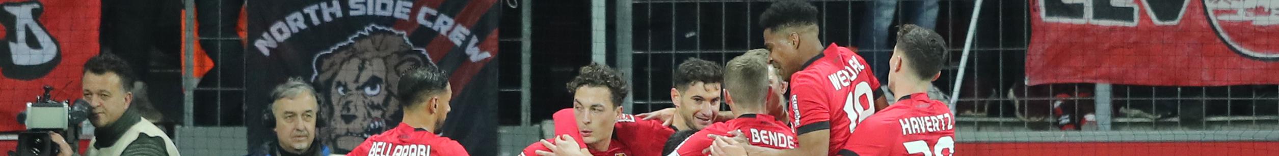Bayer Leverkusen-Juventus, alla BayArena le