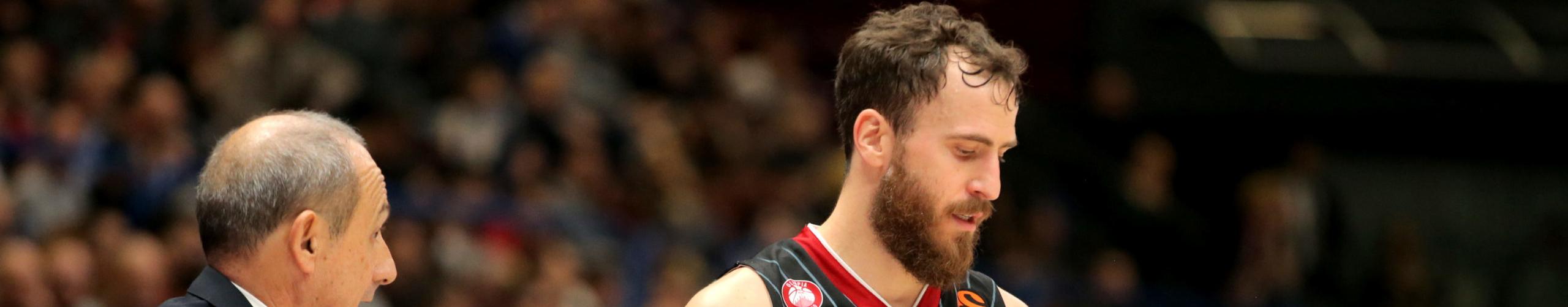 Brindisi-Milano, per l'Olimpia è il momento di mostrare i muscoli: Rodriguez sfida Banks