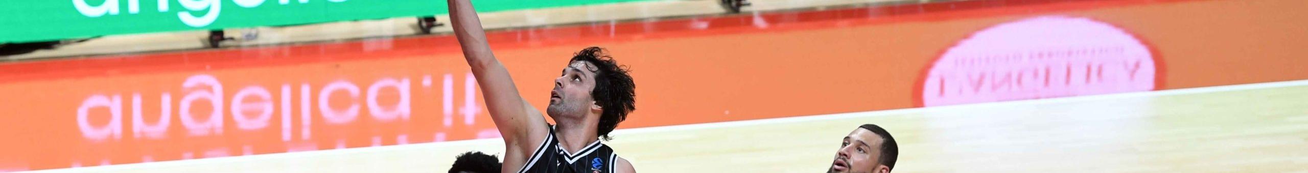 Trento-Virtus Bologna, Teodosic e compagni si giocano il primo posto in casa dell'Aquila