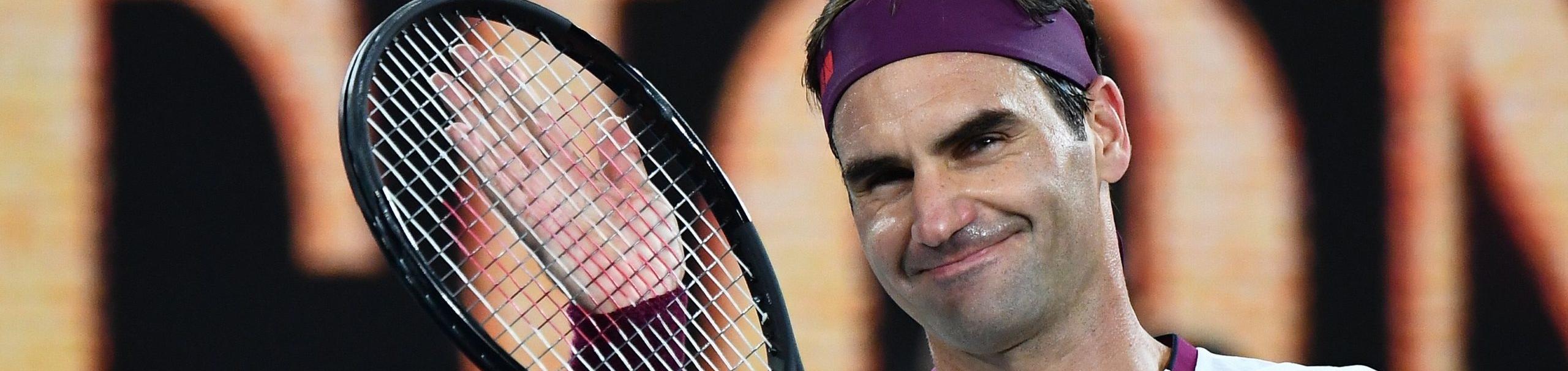 Australian Open, Federer
