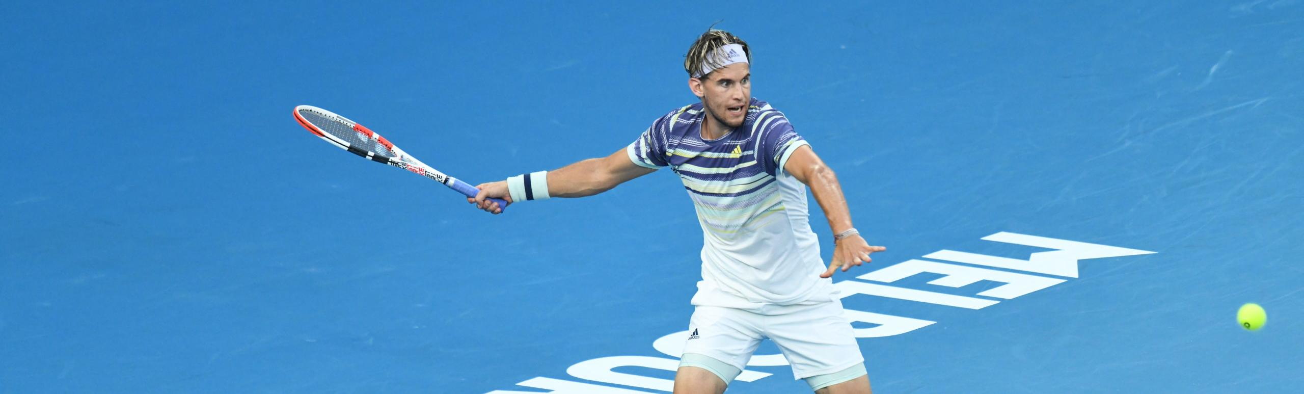Australian Open: Thiem-Zverev, semifinale spareggio tra due grandi amici - Analisi e quote.