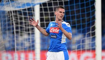 Napoli-Lazio: un prezioso test per i nuovi di Gattuso, ma anche un salva-stagione