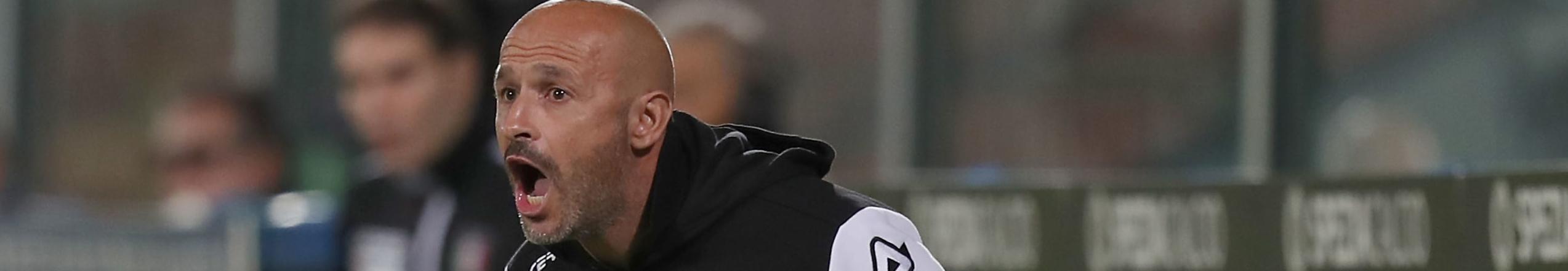 Trapani-Spezia: Italiano vuole difendere il 2° posto dall'assalto dei rivali