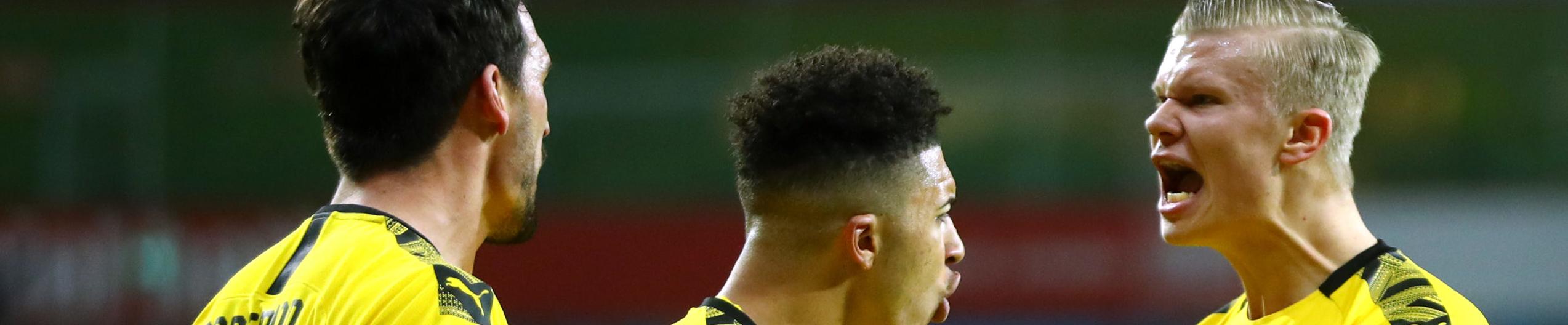 Borussia Dortmund-Eintracht: Favre punta il Bayern