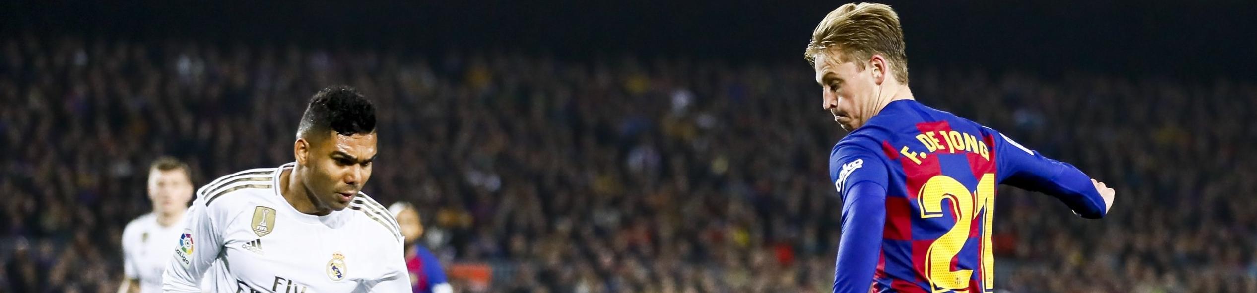Real Madrid-Barcellona, la rivalità infinita vale (ancora una volta) lo scudetto