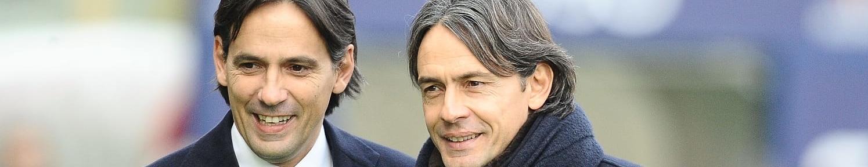 I fratelli Inzaghi: una diarchia che in Italia non si era mai vista