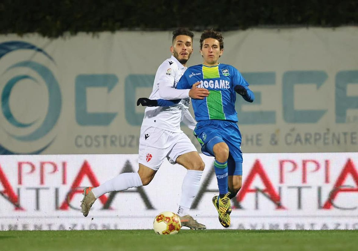 Federico Bergonzi (a destra)