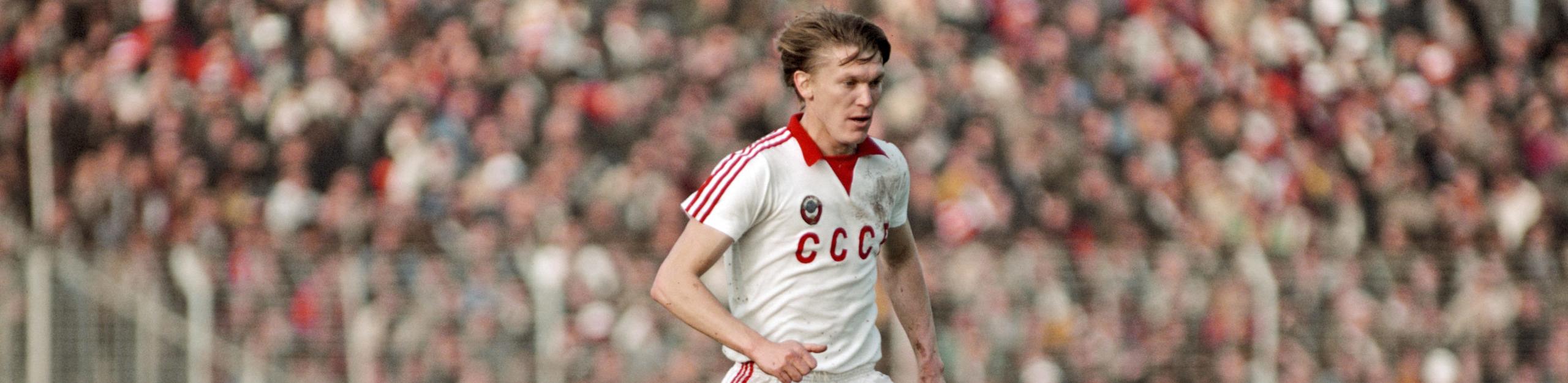 Da Streltsov a Dasaev, 5 calciatori russi che devi conoscere