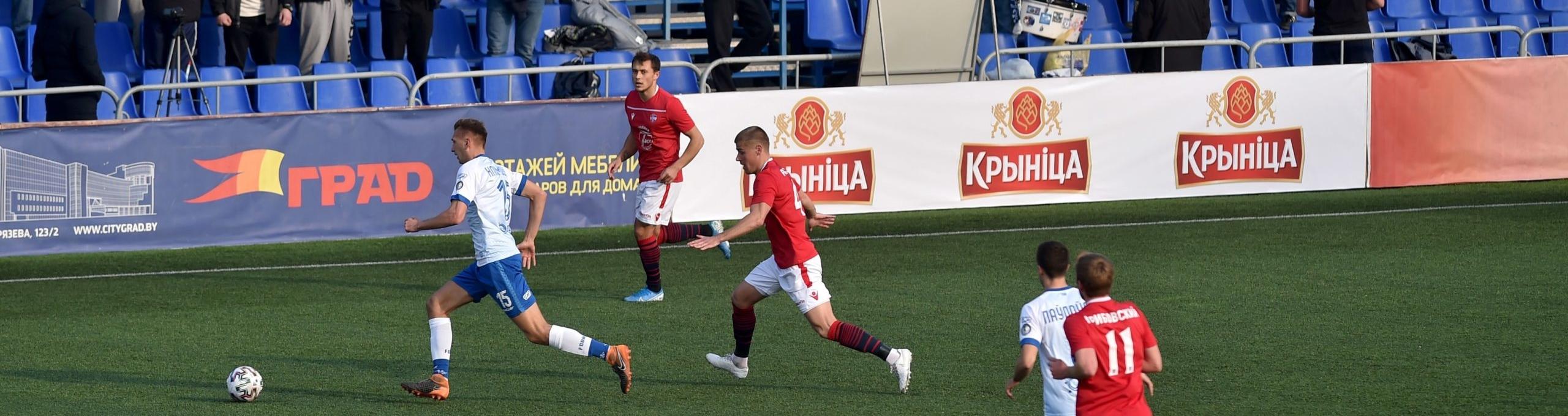 Dinamo Minsk-Neman Grodno, in quello che è già un test per la sua panchina Gurenko si aggrappa a Bakhar
