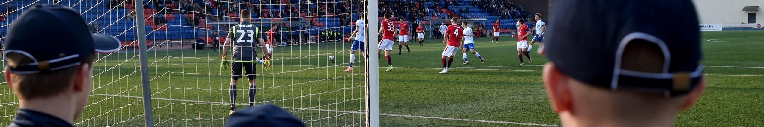 Ruh Brest-FC Minsk: la neopromossa padrona di casa cerca punti chiave per salvarsi